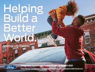 Ford, fenntarthatóság