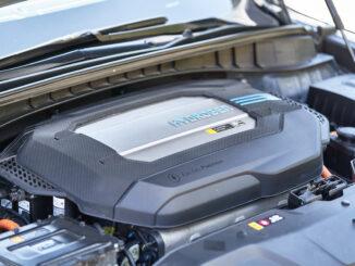 Hyundai Nexo hidrogén erőforrás